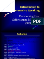 jec ps5 - overcoming fear