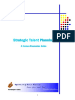 Strategic Talent Planning Guide