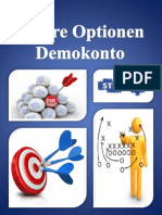 Binaere Optionen Demokonto