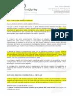 Autorizzazione Integrta Ambientale Circolare-Aia