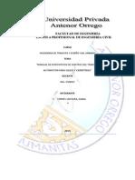 INFORME DEL MANUAL DE DISPOSITIVO DE CONTROL DEL TRANSITO AUTOMOTOR PARA CALLES Y CARRETERAS.docx