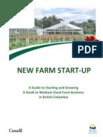 810202-1 New Farm Start-Up Guide