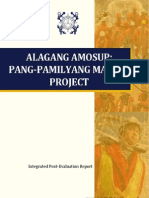 AMOSUP Evaluation
