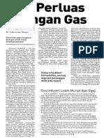 PGN Perluas Jaringan Gas