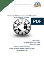 Consecintele Globalizarii
