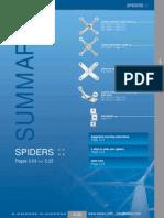 Spidere Pentru Fixarea Fatadelor Din Sticla Sadev Classic Eng Nou 52058