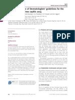 Tinea Capitis Guidelines 2014