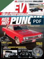 Chevy High Performance - January 2015 USA