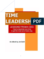 Time Leadership v 2 0
