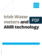 Water Meters and AMR Technology