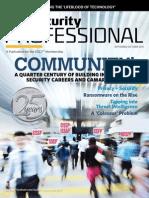 InfoSecurity Professional Magazine Sept Oct2014