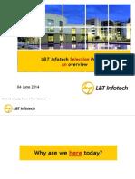 LnT Infotech Campus Recruitment Process_2014