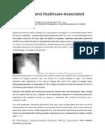 Nosocomial and Healthcare PNEUMONIA