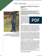 Schiele-Bild_Geschäfte Mit Raubkunst, Die Keine Ist - Restitutionsfragen - DerStandard