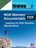NGN Information Gateway_Issue 9 (Maintenance Documentation)