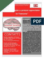 Psicoterapia a Prezzo Agevolato in Toscana