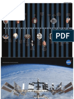 NASA International Space Station 2010 Calendar