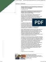Schiele-Werke Aus Der Sammlung Grünbaum in New York Versteigert - Kunstmarkt - DerStandard