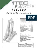 106669 Catapulta Romana