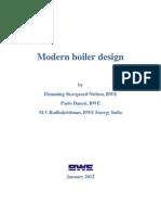 Modern Boiler Design 2012