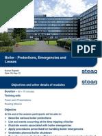 Boiler Protections, Emergencies and Efficiency