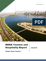 Aranca MENA Tourism and Hospitality Report Q3 2014 | Aranca Special Report