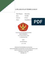 RPP Statistika kelas VII
