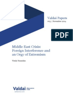 Middle East Crisis