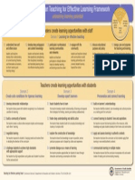 sa tfel framework overview