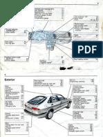 1996 Saab 900 Owners Manual Ng900 [Ocr]