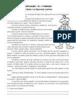 Português - 2º ano fundamental