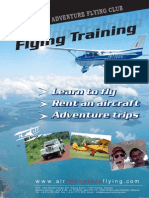 AAFC Flying Training Brochure