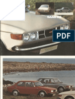75 Saab 99 Brochure [OCR]