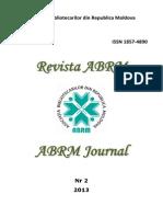 Revista ABRM 2013-2