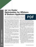 Aircoolers optiimization
