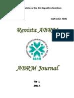 Revista ABRM 2014-1