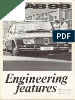 Saab99engineeringfeatures1969 [OCR]