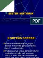 SISTIM MOTORIK