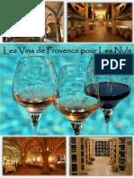 Les Vins de Provence pour les Nuls !