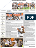 Browns Midseason Report