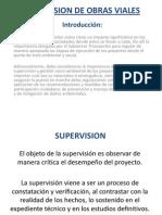 Supervision de Obras Viales - Caminos Ll