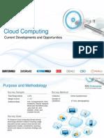 IDG Enterprise Cloud Computing Research (2014)