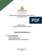 DESAFIO PROFISSIONAL INOXBEL