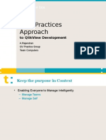 Raj - Best Practices - QlikView Application Development
