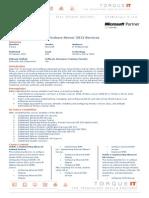 NE-20412B Configuring Advanced Windows Server 2012 Services