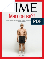Time Magazine - August 18 2014