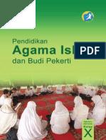Kelas 10 SMA Pendidikan Agama Islam Dan Budi Pekerti Siswa(1)