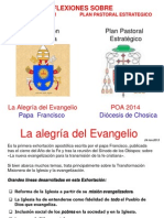 EVANGELII_GAUDIUM-PLAN PASTORAL_ESTRATEGICO.ppt