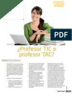Tic Profesor