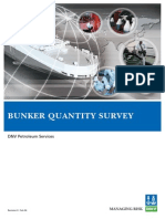 Bunker Quantity Survey